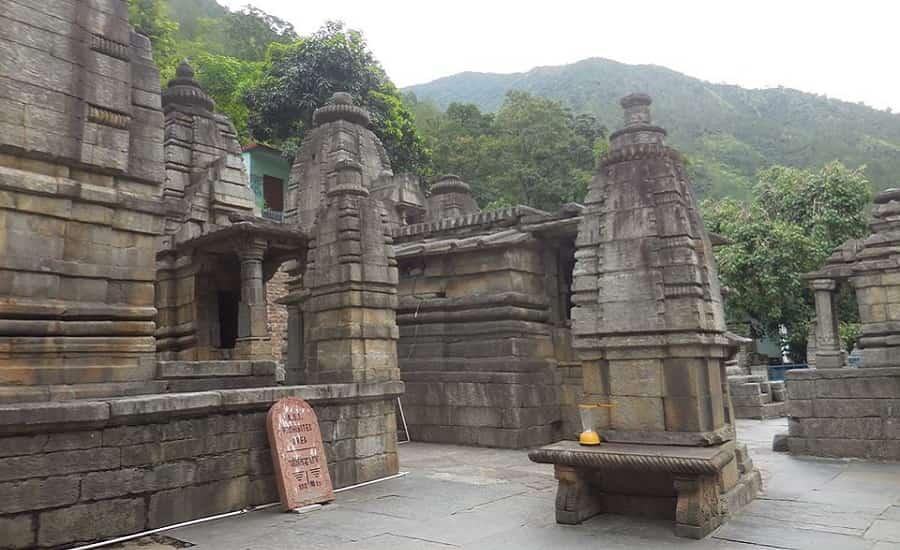 Adi Badri Temples