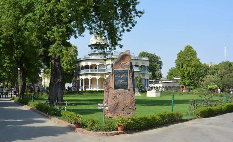 Anand Bhavan, Allahabad