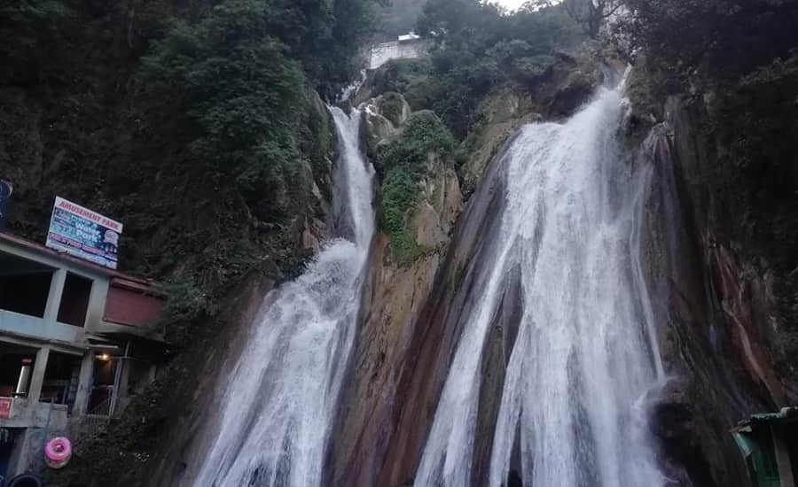 Mossy Falls, Uttarakhand