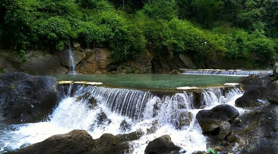Sahastradhara Waterfalls
