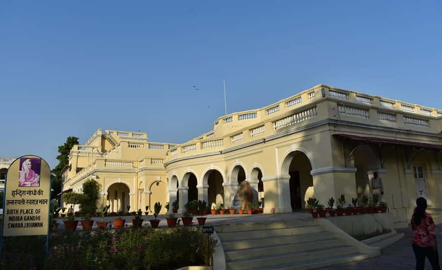 Swaraj Bhawan, Allahabad