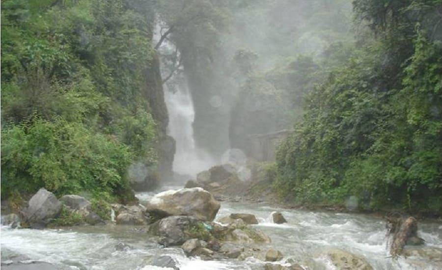 Tiger Falls, Chakrata