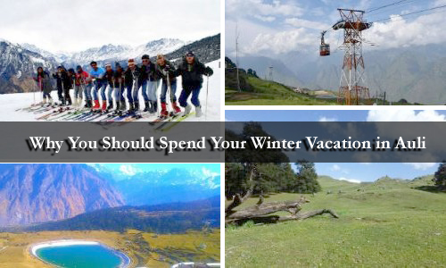 Why You Should Spend Your Winter Vacation in Auli