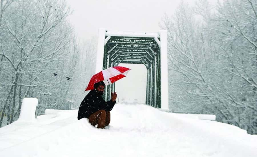 Anantnag During Winter