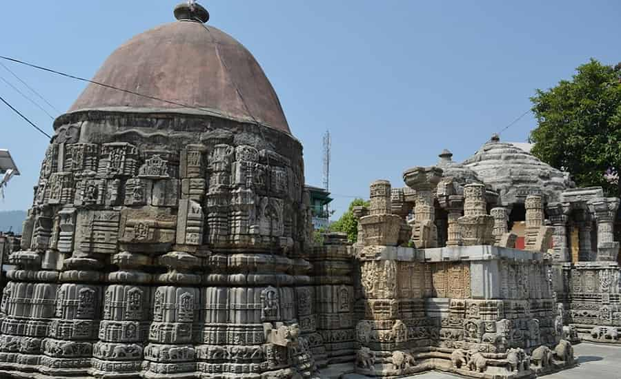 Baleshwar Mahadev Temple, Champawat