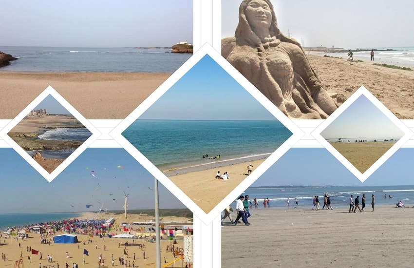 Beaches in Gujarat