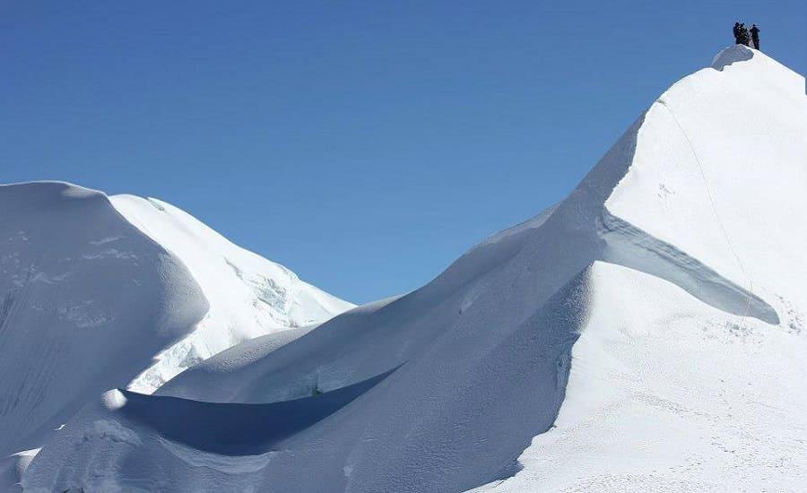 Gorichen Peak
