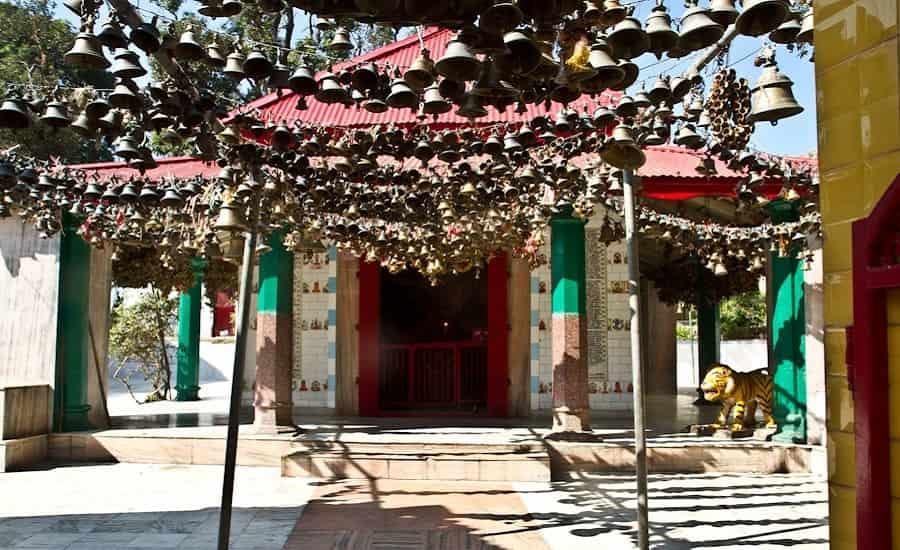 Jhula Devi Temple, Ranikhet