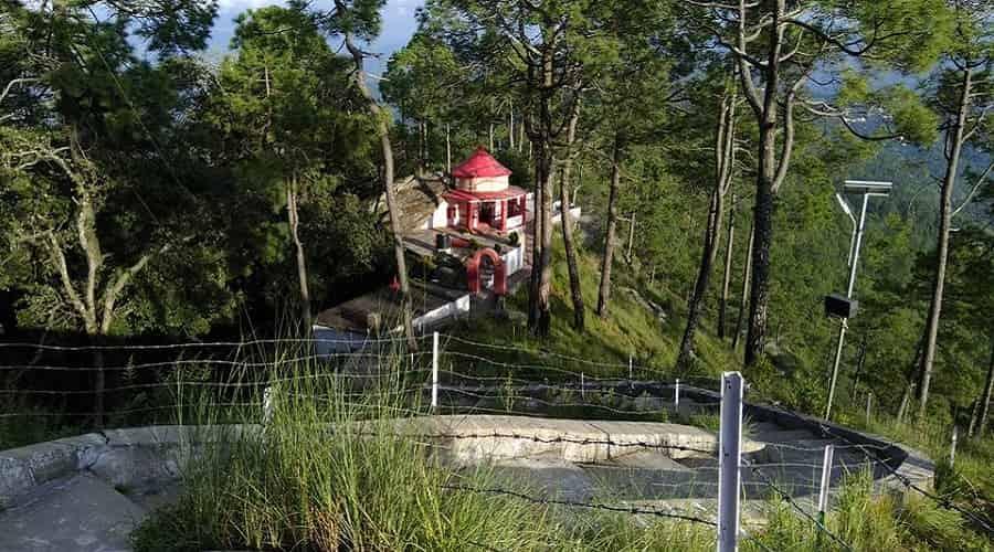 Kasar Devi Temple, Almora