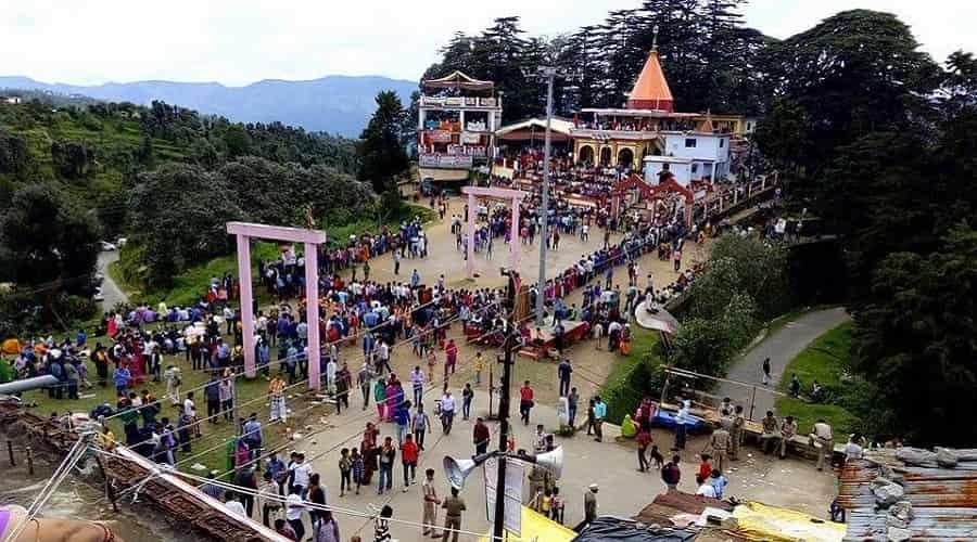Maa Barahi Devi Temple