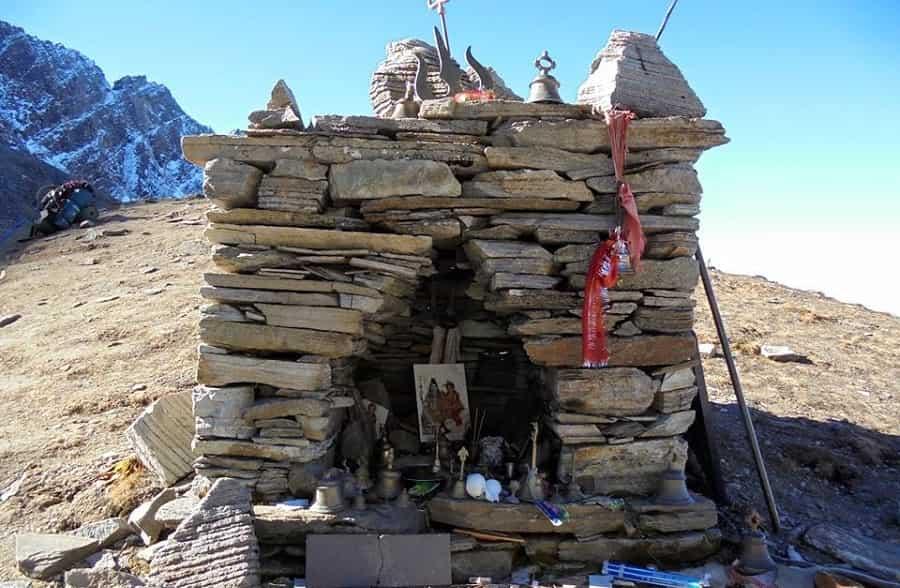 Maa Nanda Devi Temple in Roopkund