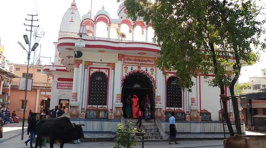 Mansa Devi Temple in Haridwar