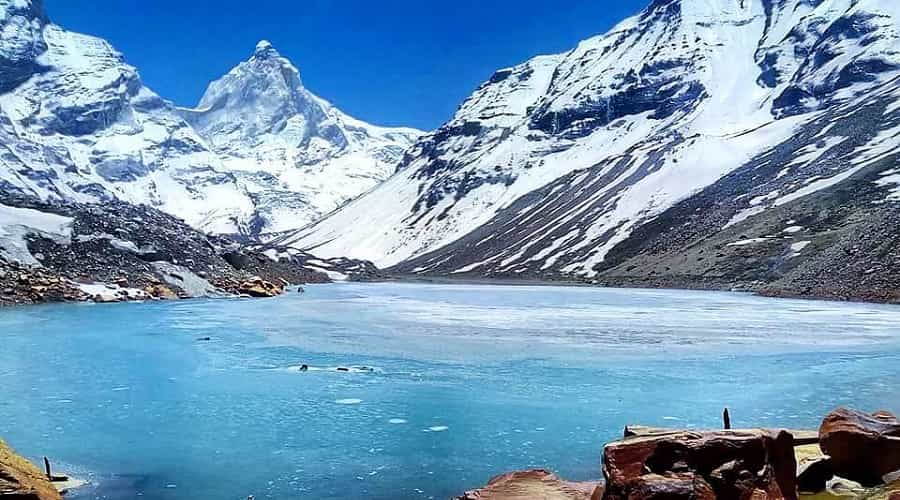 Mount Thalay Sagar
