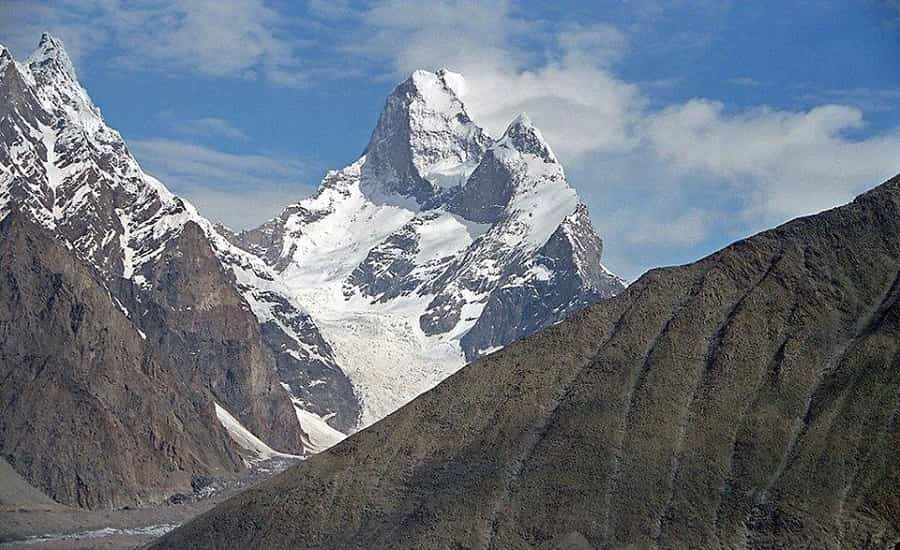 Saltoro Kangri Mountain