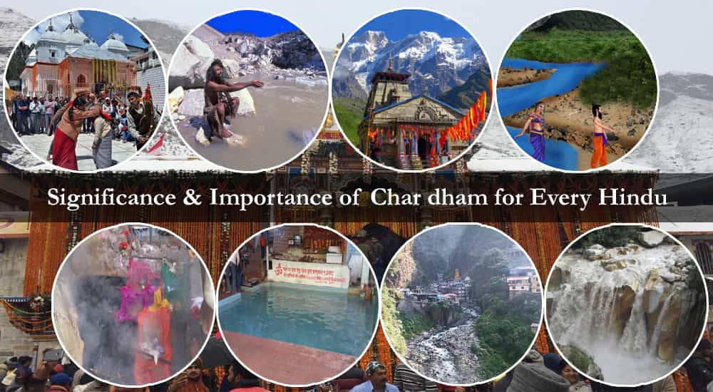 Significance of Char Dham Yatra