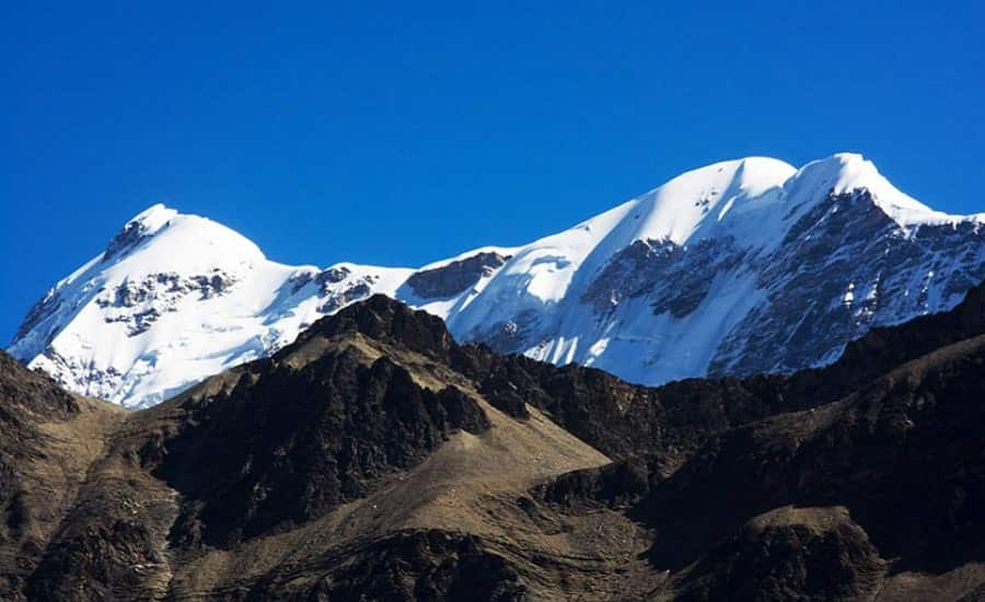 Trishul Mountain