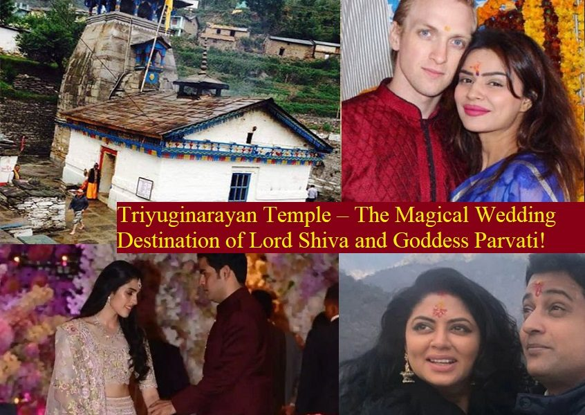 Triyuginarayan Wedding Destination