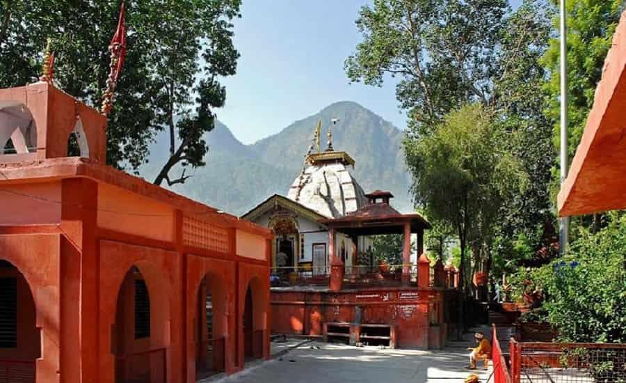 Vishwanath Temple, Uttarkashi