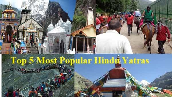 Popular Hindu Yatras