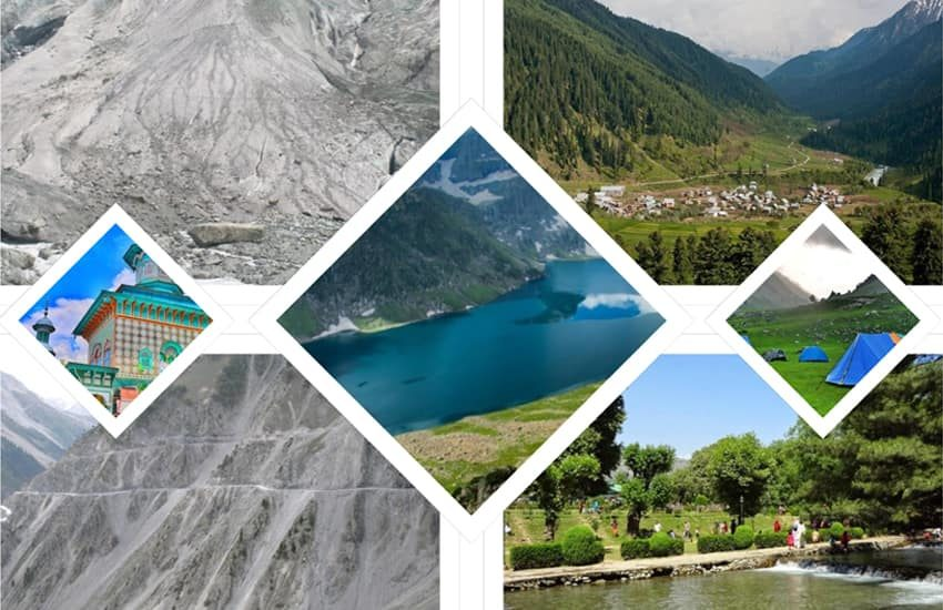 Tourist Places to Visit in Amarnath