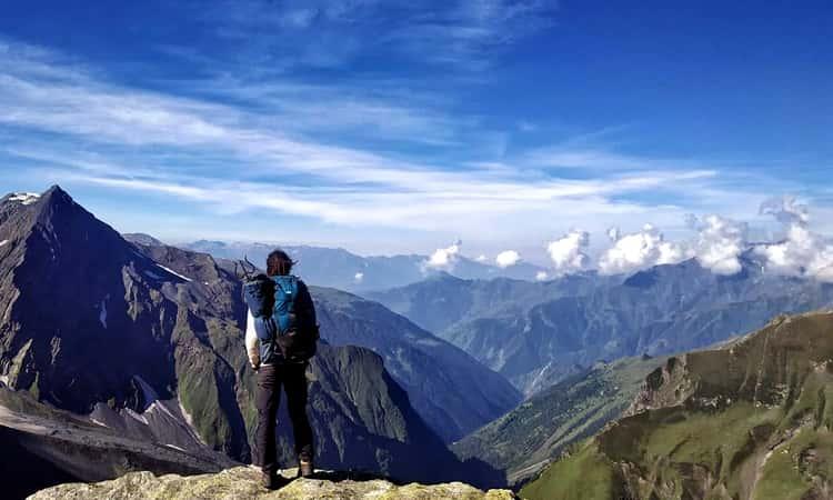 Kalicho Pass