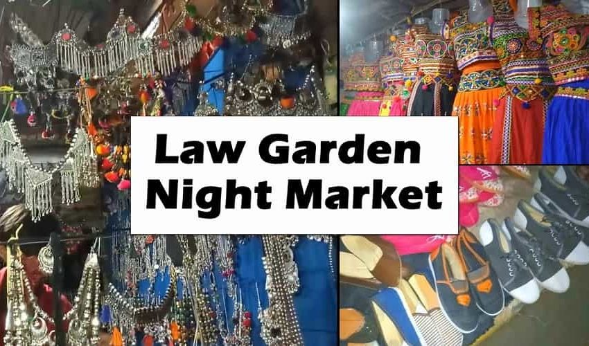 Law Garden Night Market (Ahmedabad)