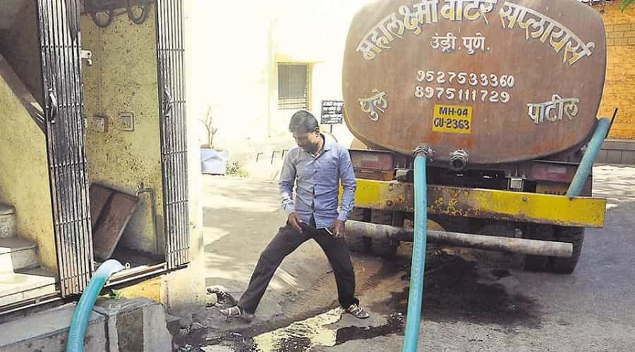 Pune's Water Situation`
