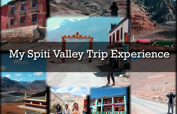 My Travel Experience to Spiti Valley